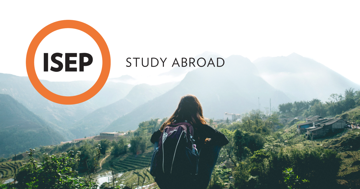 Isep Exchange Study Abroad Personal Statement